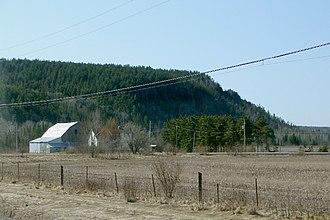 Hudson, Ontario - Rural scene along Ontario Highway 65