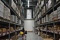 Huge storage rack near the exit in IKEA Hangzhou Qiaosi 01.jpg