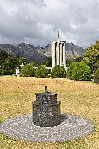 monument et cadran