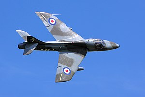 Hawker Hunter - Wikipedia