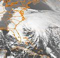 Hurricane Gordon off North Carolina in 1994.JPG