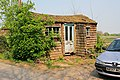 Hut on Watley Farm, Sparsholt - geograph.org.uk - 418818.jpg