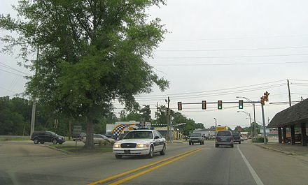 Highway 11 and Fourth Street Hwy11and4thStreet.jpg