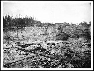 Nisenan - Hydraulic Mining
