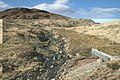 Hydro water pipe and Allt an Loch - geograph.org.uk - 786160.jpg