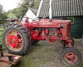 IHC McCormick Farmall tractor in the Netherlands, 2010.jpg
