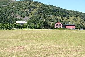 Vesterålen - Image: IMG 0612a Landbruksskolen på Kleiva