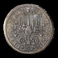INC-1968-r Талер император Фердинанд III 1643 г. (реверс).png