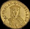 INC-3040-r Солид. Константин VI и Ирина. 793—979 гг. (реверс)