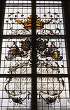 interieur, glas in loodraam - drachten - 20261678 - rce
