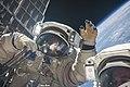 ISS-37 EVA (j) Oleg Kotov and Sergey Ryazansky.jpg