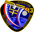 ISS Expedition 13 patch.png