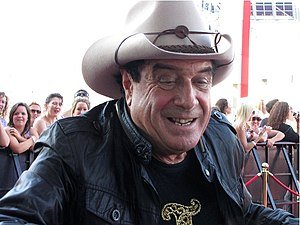 Molly Meldrum - Meldrum at Acer Arena, ARIA Awards, 2009