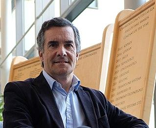 Ian Lewis British computer scientist
