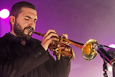 Picture of a band or musician: Ibrahim Maalouf