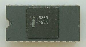 Intel 8253 - Intel C8253