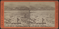 Ice Flow in the Hudson at West Point. (Winter.), by E. & H.T. Anthony (Firm).png