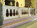 Iglesia del Sag. Corazon de Jesus-Comulgatorio-Vista 1.JPG