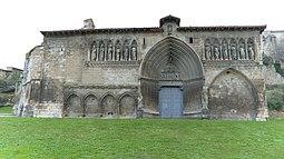 Iglesia del Santo Sepulcro. Estella.jpg