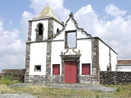 Church of São Mateus da Calheta (Old)