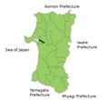 Ikawa in Akita Prefecture.png