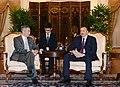 Ilham Aliyev met with Prime Minister of Singapore Lee Hsien Loong, 2012 02.jpg