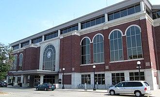 Illinois Terminal - Image: Illinois Terminal Champaign Illinois