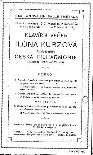 Vilém Kurz - Image: Ilona Stepanova Dvorak