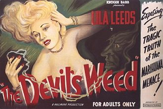 She Shoulda Said No! - She Shoulda Said 'No'! released as The Devil's Weed
