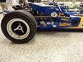 Indianapolis Motor Speedway Museum in 2017 - Racecars 22.jpg