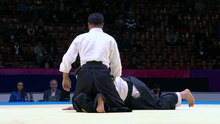 File:Indonesia and Malaysia Aikido Demonstration (Block 3.3) at WCG 2013.webm