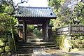 Inner gate - Jufukuji - Kamakura, Kanagawa, Japan - DSC07951.JPG