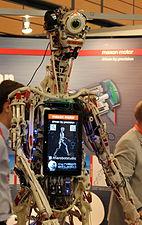 Innorobo 2015 - Maxon motor - ECCE Robot.JPG