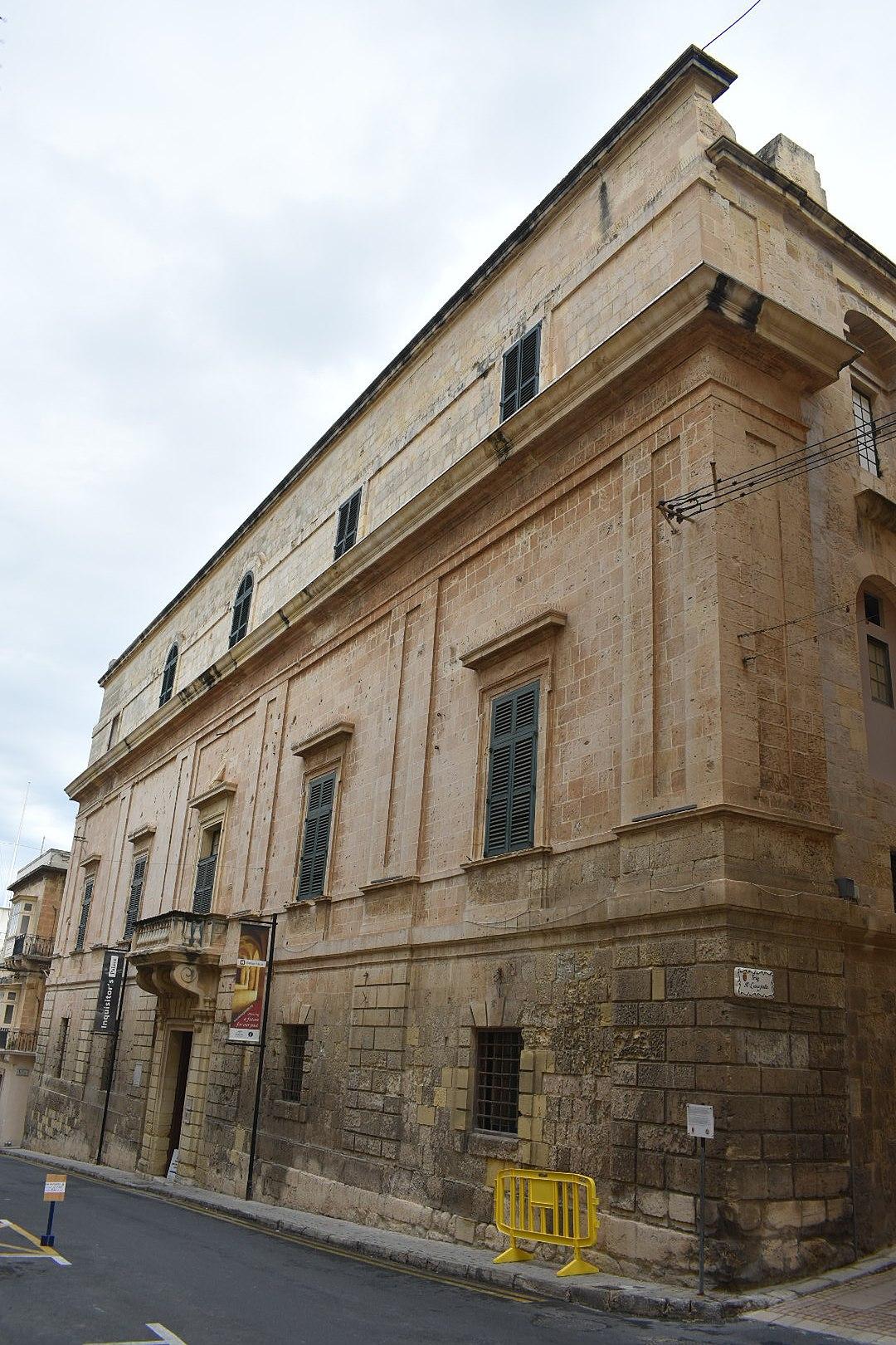 Inquisitor S Palace Wikipedia