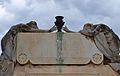 Inscripció del panteó Moroder, cementeri de València.JPG