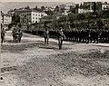 Inspizierung des 4.Tiroler Kaiserjägerregimentes durch Exzellenz Feldmarschall Conrad Freiherr von Hötzendorf am Piazza d'Armi in Trient (BildID 15736097).jpg