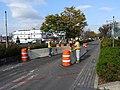 Installing 40th Street barrier HRGW jeh.jpg