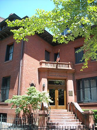 The Institute of World Politics - The Institute of World Politics' headquarters