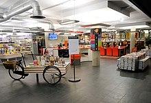 Wikipedia glam wikipedia in de openbare bibliotheek hengelo wikipedia - Interieur bibliotheek ...