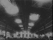 Interior of Bakhmetevsky Bus Garage by Konstantin Melnikov and Vladimir Shukhov.jpg