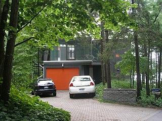 Imre and Maria Horner House United States historic place