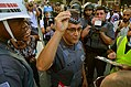 Interview with the police commander, Movimento Passe Livre São Paulo 2015.jpg