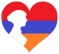Interwiki women Armenian logo 1.png