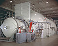 Ion Engine and Tank 6 at Electric Propulsion Lab - GPN-2000-000389.jpg