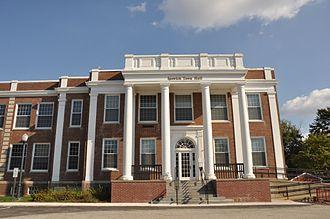 Ipswich, Massachusetts - Town hall