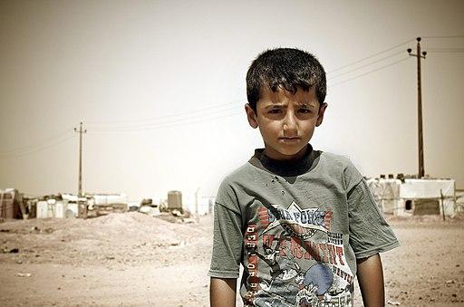 Iraqi kurdish boy, Dohuk, Iraqi Kurdistan