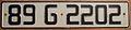 Irish license plate 1987-1991.jpg