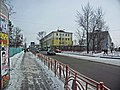 Irkutsk. February 2013. Cinema Barguzin, regional court, bus stop Volga, Diagnostic Center. - panoramio (17).jpg