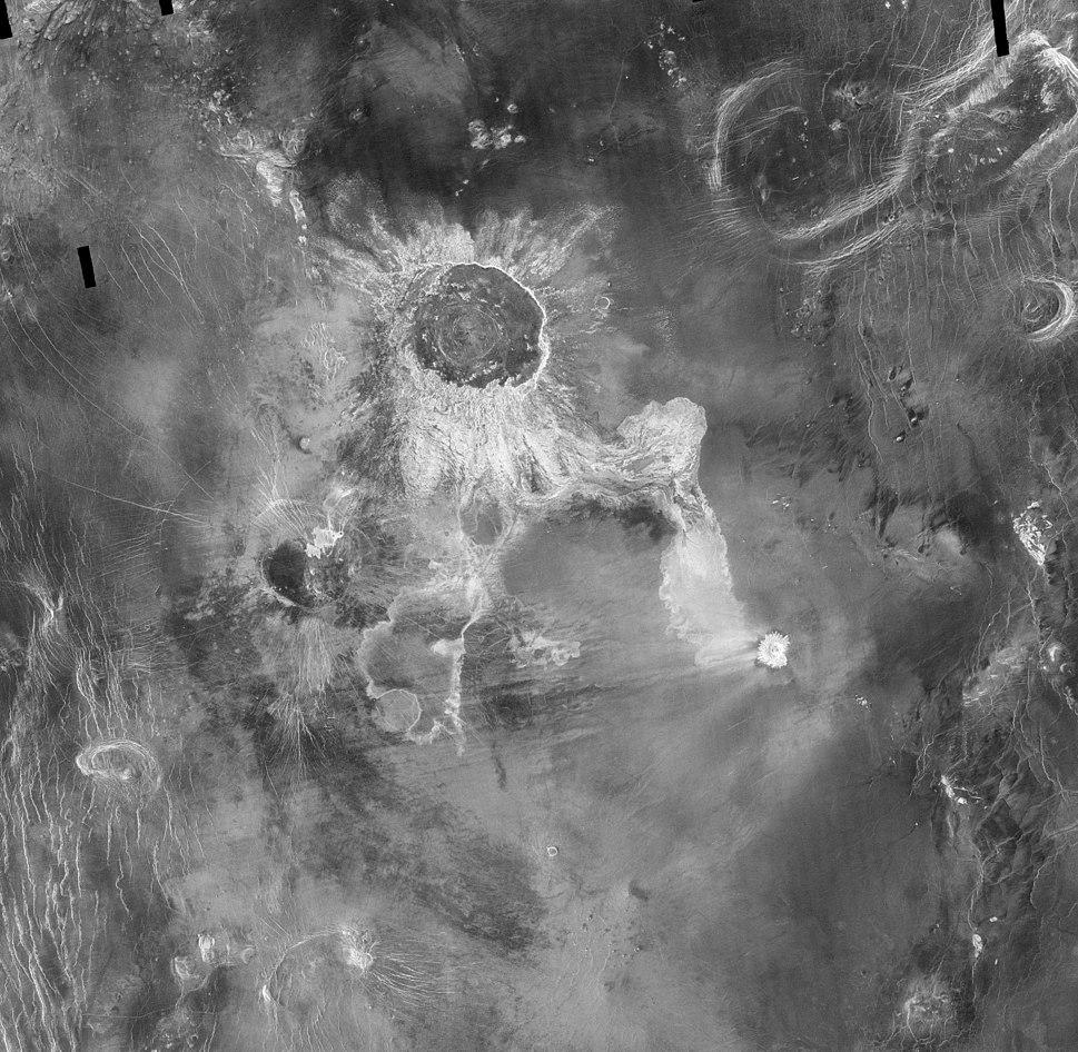 Isabella Crater PIA00480