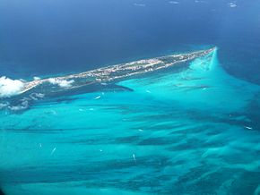 Isla Mujeres aerial view, August 2015.JPG